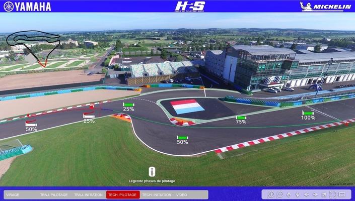 Stage de pilotage: visite virtuelle et réalité augmentée chez H2S