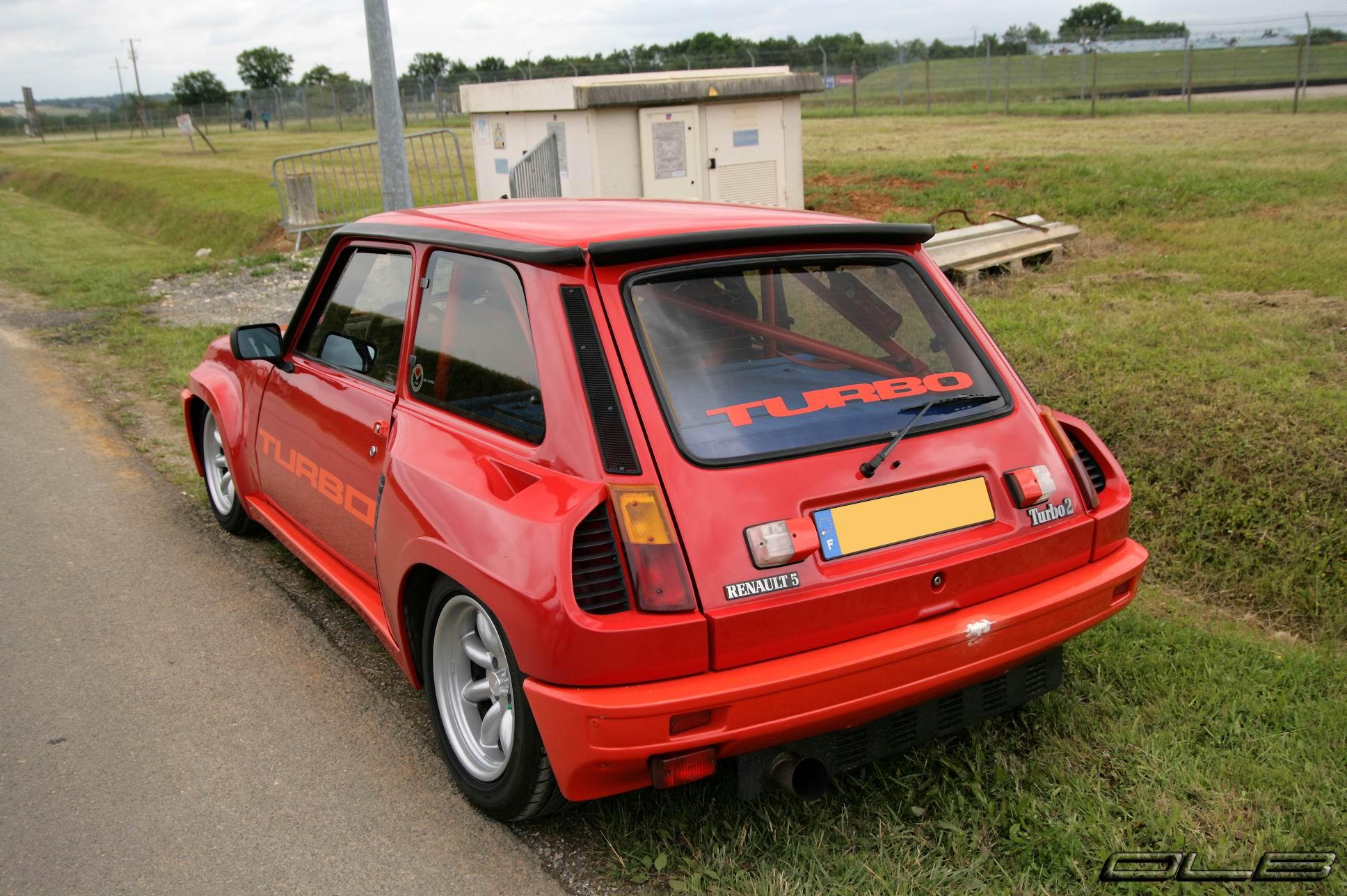 jour : Renault 5 Turbo 2