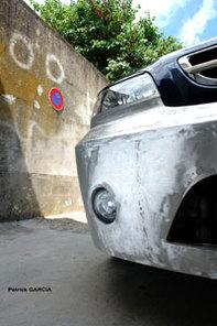 Prénatal: Opel Zafira Kustom façon Eve Cars. 2/2