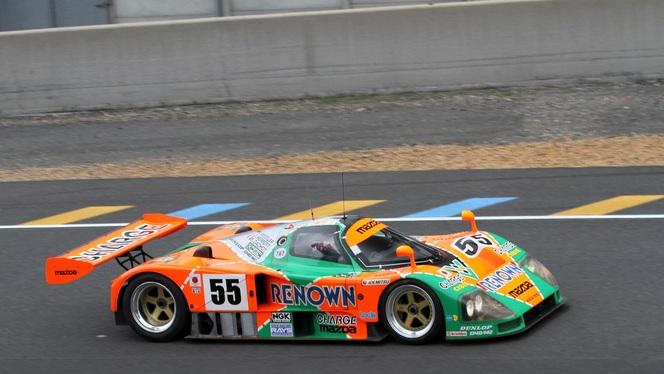 Road trip Paris/Le Mans en Mazda RX-8 : à la rencontre de la 787B