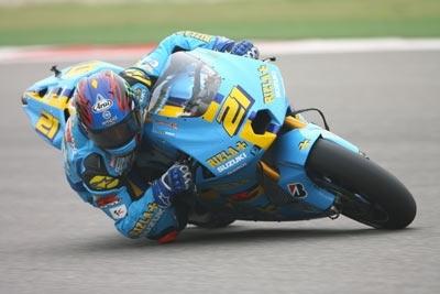 Moto GP: Chine D.3: Et de trois pour Stoner
