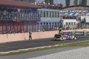 Petter Solberg à nouveau champion du monde!