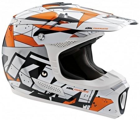 KTM Pro Race Helmet : un casque pour le tout terrain.