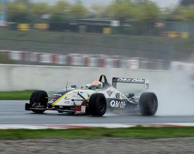 Formule 3 - Panciatici: Coups bas à Barcelone !