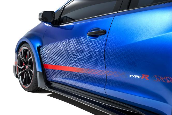Mondial 2014 : Honda présente la Civic Type R ... concept