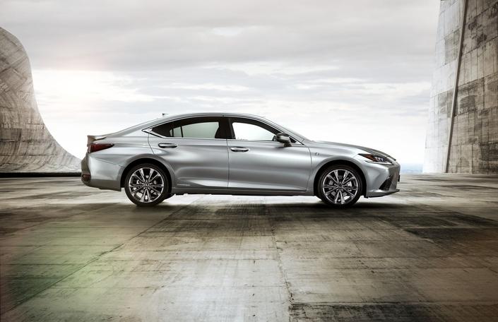 Présentation vidéo : Lexus ES, la remplaçante de la GS