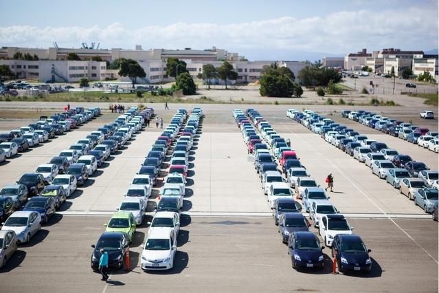 Un nouveau record du monde pour Toyota avec la Prius