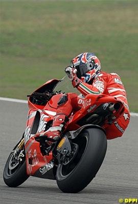Moto GP: Chine: La GP7 contrôlée et adoubée
