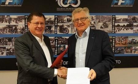 La FFM et l'UFOLEP signent une convention collective