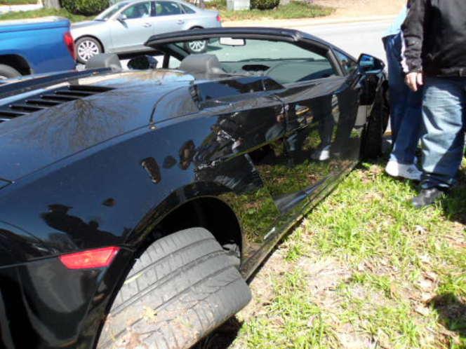 [vidéos] sale week-end : une Lamborghini Gallardo Underground et une Pontiac GTO à la casse