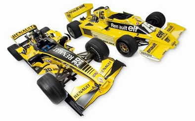 F1 GP Silverstone: Renault 'Tea Pot' R26