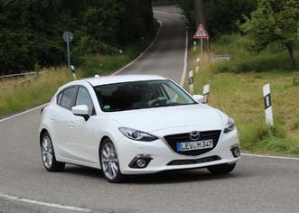 Prise en mains - Mazda 3 : prometteur