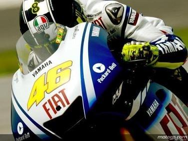Moto GP - Test Jerez: Rossi verrait bien une qualification genre Superbike