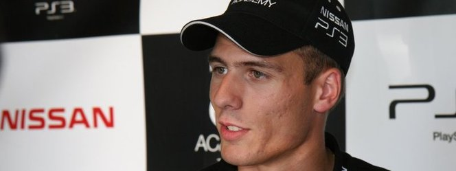 Jordan Tresson, interview aux 24h du mans 2010