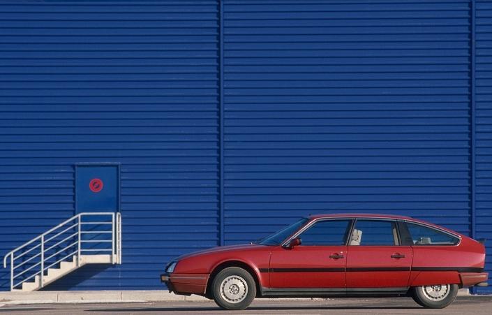 A l''été 1985, la CX a adopté, outre un nouvel habitacle, des boucliers en synthétique.
