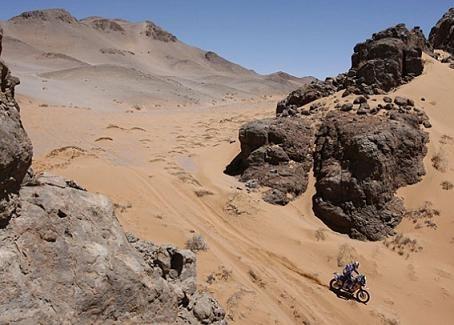 Dakar 2010 : 9ème étape, pas de boulversement, mais une belle étape de dunes