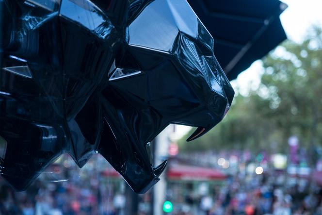 A paris, Peugeot Avenue fait peau neuve
