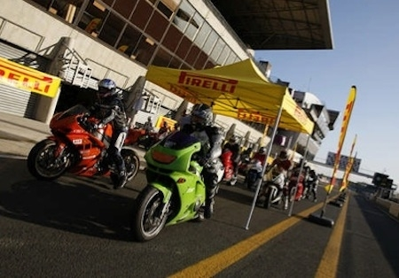 Pirelli Days 2012: les circuits, les dates