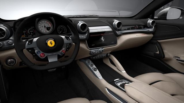 Vidéo - Bienvenue à bord de la Ferrari GTC4Lusso