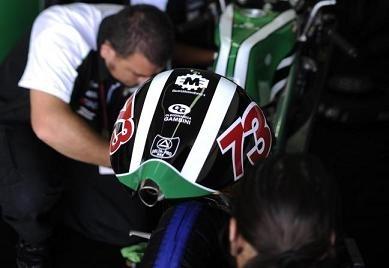 GP125 - Aprilia: Masbou aura quatre équipiers