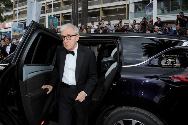 """L'année dernière, Woody Allen montait les marches pour présenter """"L'homme irrationnel""""."""