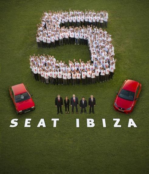 5 millions de Seat Ibiza produites