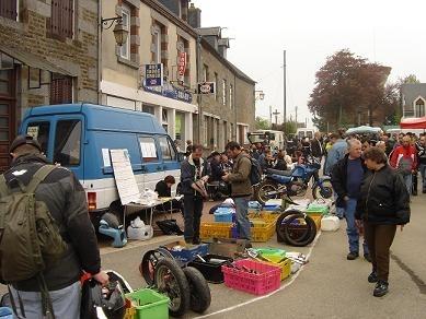 Puce Moto St Cornier des Landes