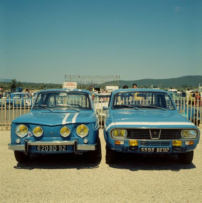 Le 50ème anniversaire de la Renault 8 Gordini fêté à Lohéac les 4 et 5 octobre