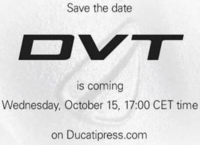 Nouveauté - Ducati: le 15 octobre on rajoutera DVT à la Multistrada