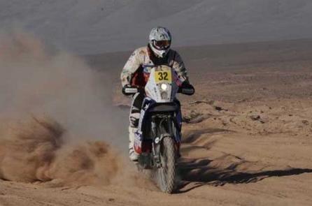 Dakar 2012 : Etape 10, la journée pour Joan Barreda