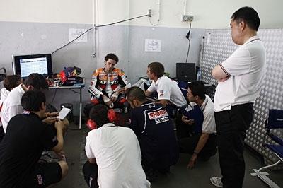 Moto GP - Test Jerez: Dovizioso n'ambitionne pas la victoire au Qatar