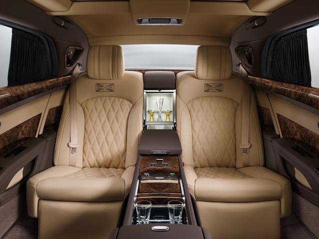 Bentley : du nouveau sur les Flying Spur, Mulsanne et Bentayga à Pékin