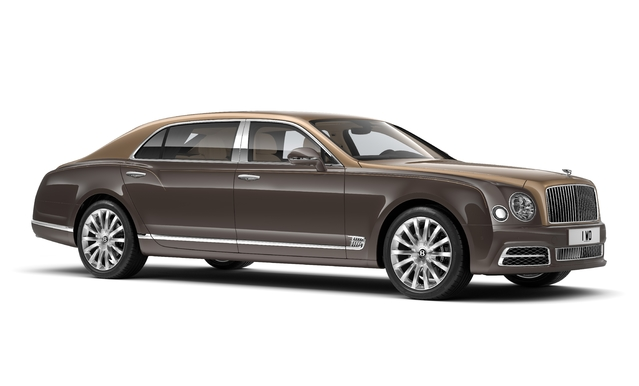 Mulsanne First Edition