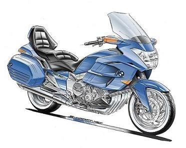 Salon de la moto 2007, le guide des Stands : BMW