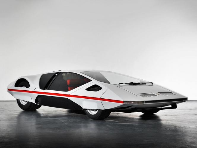 James Glickenhaus achète la Ferrari Modulo