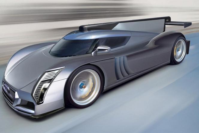 L'Audi R10 en production ?