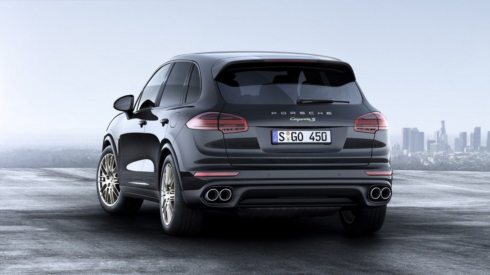 porsche cayenne platinum edition des options factur es prix doux. Black Bedroom Furniture Sets. Home Design Ideas