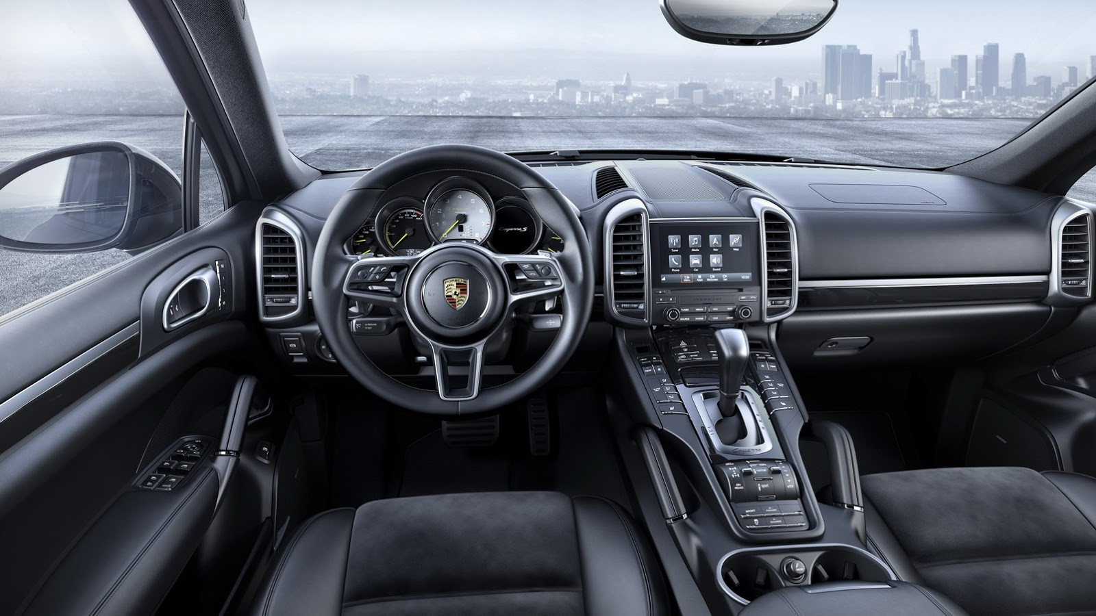 porsche cayenne platinum edition des options factur es. Black Bedroom Furniture Sets. Home Design Ideas