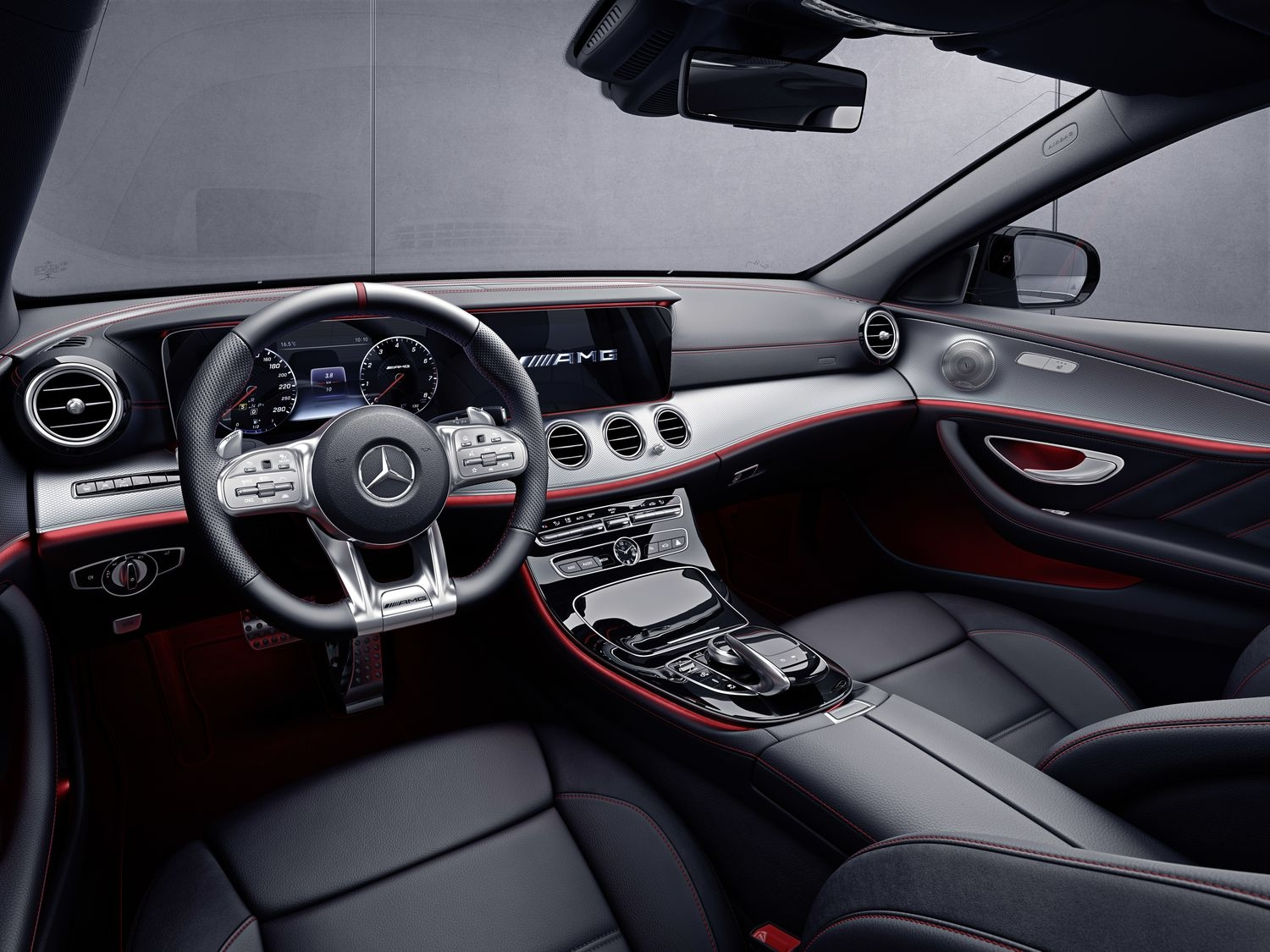 mercedes classe e 53 amg maintenant en berline et break. Black Bedroom Furniture Sets. Home Design Ideas
