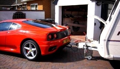 Motos Ferrari: préambule.