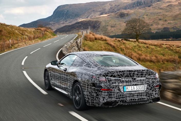 BMW: la Série 8 lancée avec un V8 de 530 ch