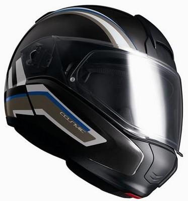 BMW: nouveau casque modulable, le Système 6.