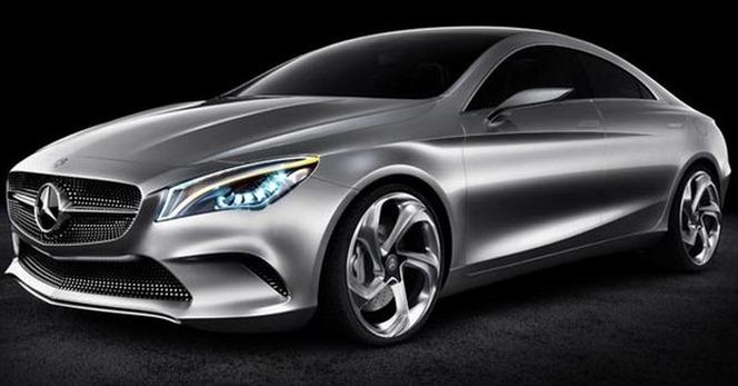 Salon de Pékin - Le Mercedes Concept Style Coupe en avance