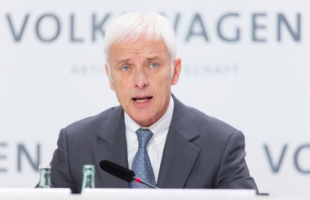Confiant, Volkswagen necompte pas être ralenti par le scandale du diesel