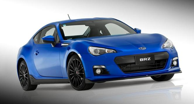 Subaru lance la BRZ S en Australie