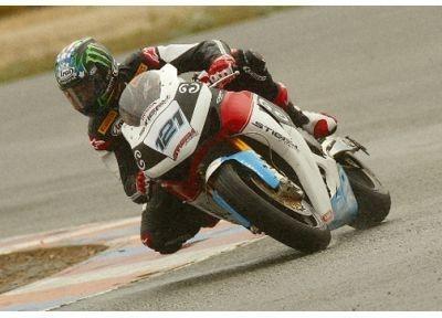 Superbike - Hopkins: La CBR lui va comme un gant