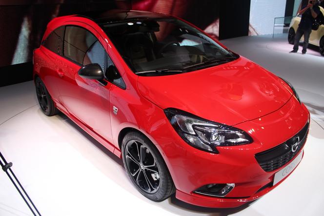 Opel Corsa 5 : bien équipée - Vidéo en direct du Salon de Paris 2014
