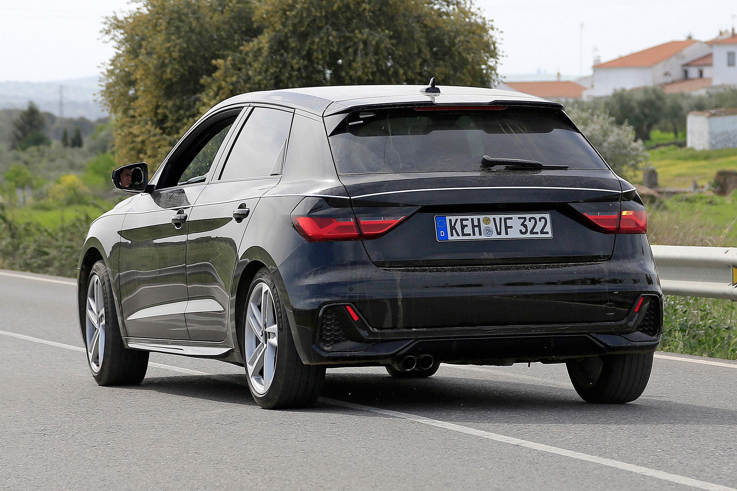 Nouvelle Audi A1 : la nouvelle audi a1 ne se cache plus ~ Melissatoandfro.com Idées de Décoration
