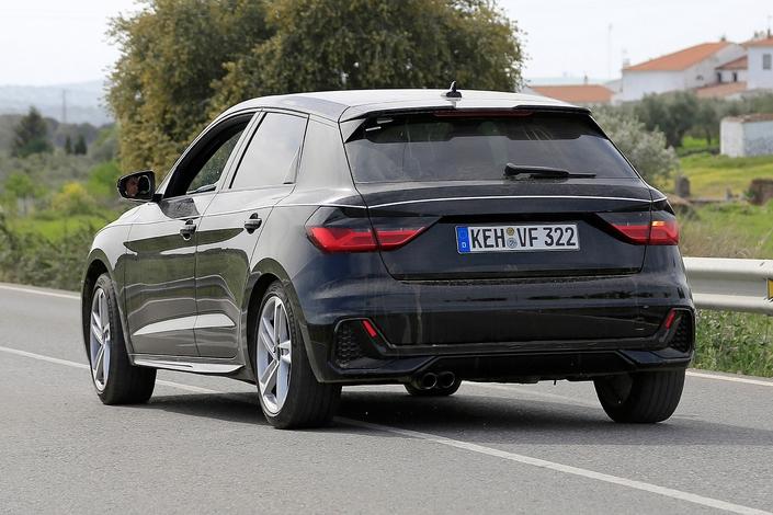 La nouvelle Audi A1 ne se cache plus