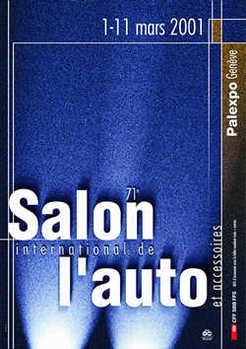 Spécial salon de Genève 2001